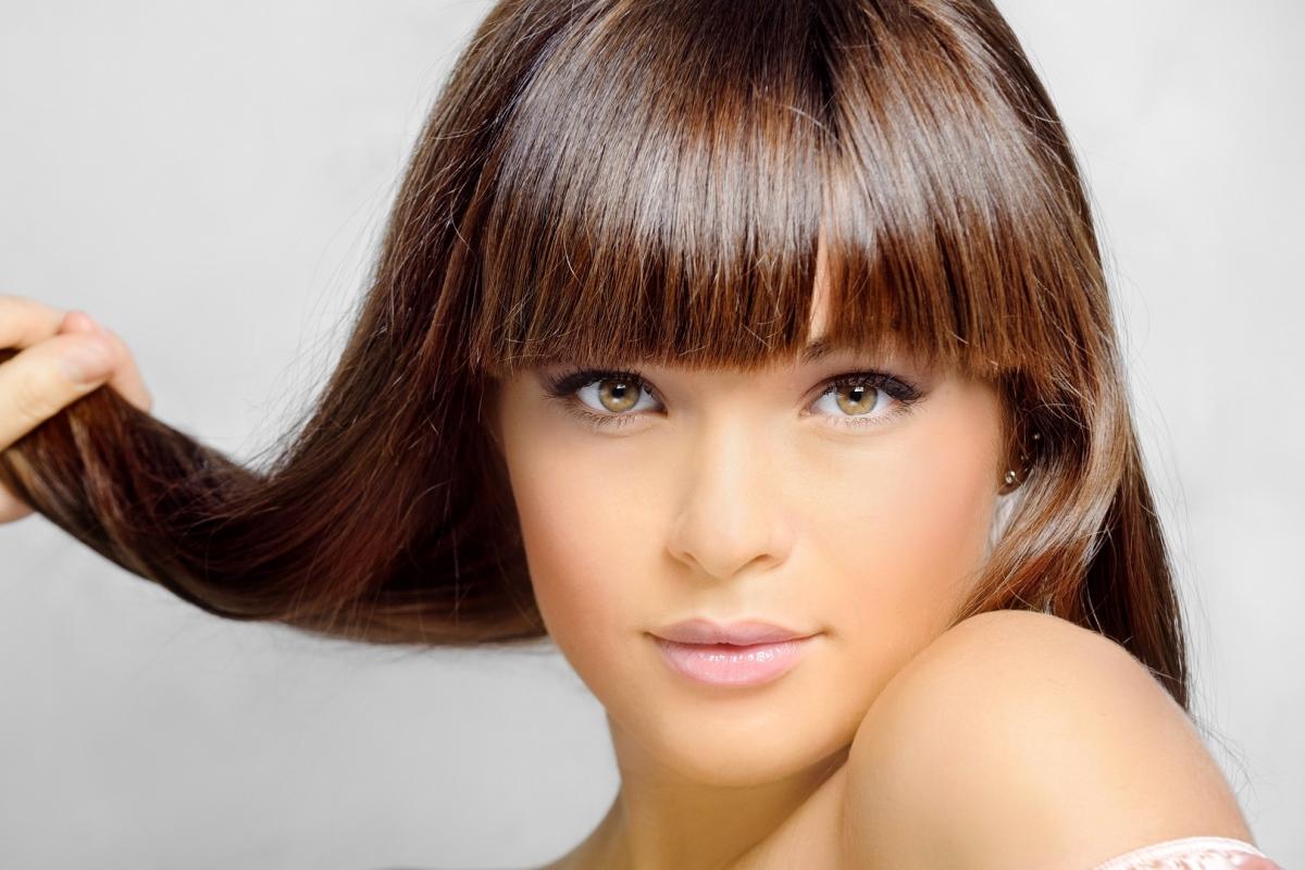 Красота волос домашних условиях